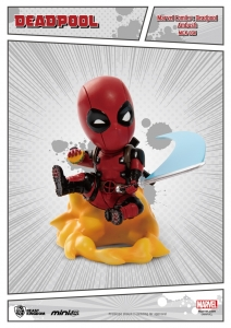 Marvel: Deadpool Ambush Figurine