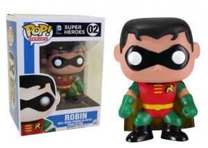 Robin Funko POP DC Comics