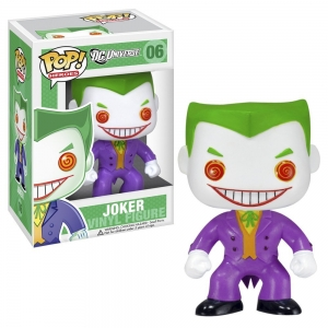 The Joker POP Vinyl DC
