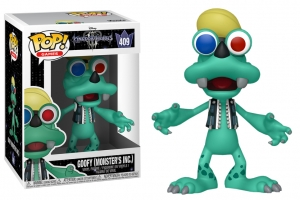 FUNKO POP! KINGDOM HEARTS 3 - GOOFY (MONSTER'S INC)