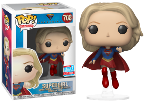 POP TV: Supergirl - Supergirl NYCC exclusive limited
