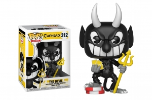 Pop! Games: Cuphead - The Devil