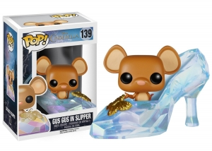 Pop! Disney: Cinderella - Gus Gus in Slipper POP!