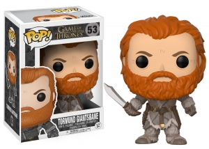 Pop! TV: Game of Thrones - Tormund uszkodzone pudełko