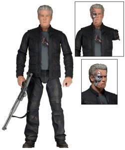 T-800 Guardian Terminator Genisys Battle Damaged