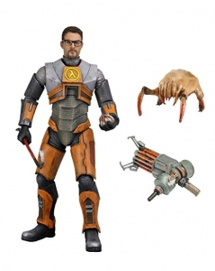 Half-Life 2 – 7″ Scale Figure – Gordon Freeman