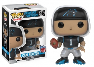 CAM NEWTON FUNKO POP! VINYL FIGURE