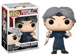 POP! MOVIES HORROR S4 PSYCHO - NORMAN BATES