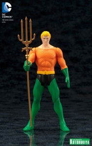 Aquaman Classic Super Powers ARTFX+ statue