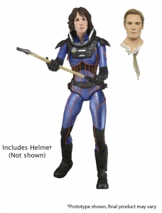 Shaw Prometheus – 7″ Deluxe Action Figure