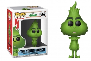 Pop Movies: The Grinch Movie - The Young Grinch