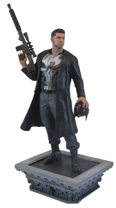 Marvel Gallery Punisher PVC Figure Statue [Netflix]