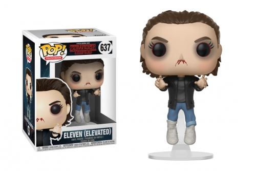 Pop! Television: Stranger Things - Eleven (Elevated)