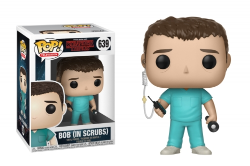Pop! Television: Stranger Things - Bob (in Scrubs)