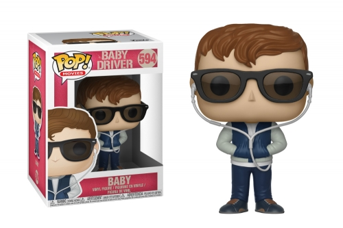 Pop! Movies - Baby Driver - Baby