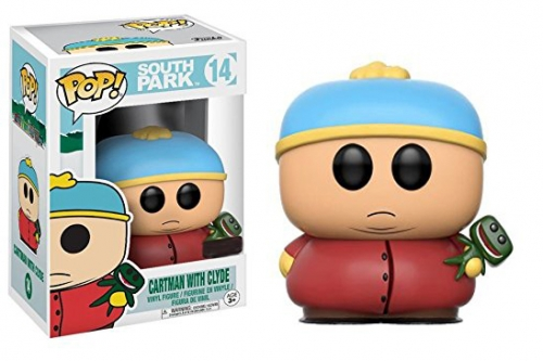 Pop! TV: South Park - Cartman with Clyde exclusive