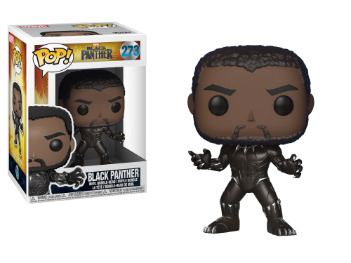 Pop! Marvel: Black Panther- Black Panther