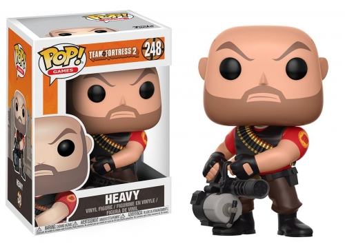 Pop! Games: Team Fortress 2- Heavy