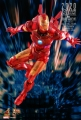 Marvel: Iron Man 2 - Exclusive Iron Man Mark IV Holographic Version 1:6