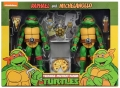 TMNT: Michelangelo and Raphael 7 inch action figure 2 pack