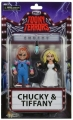 Bride of Chucky: Toony Terrors - Chucky and Tiffany 2-Pack