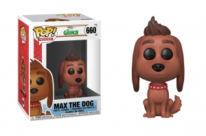 Pop Movies: The Grinch Movie - Max the Dog