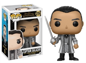 Pop! Disney: Pirates of the Caribbean - Captain Salazar