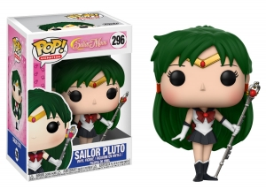 Pop! Anime: Sailor Moon- Sailor Pluto