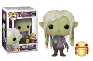 POP TV: Dark Crystal - Deet w/wings and glowing buddy