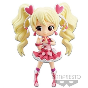 Fresh Pretty Cure: Q Posket - CurePeach - Version B