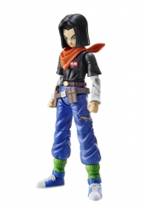 Dragon Ball Z: Android 17 Model Kit