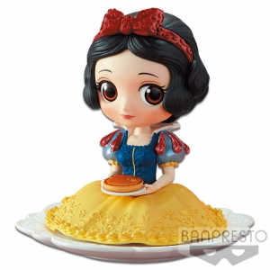 Disney: Character Q Posket Sugirly - Snow White - Normal Color Version