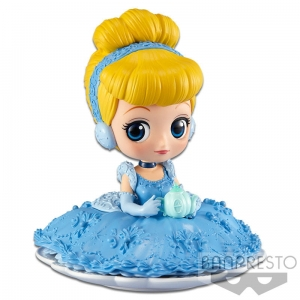 Disney: Character Q Posket Sugirly - Cinderella - Normal Color Version