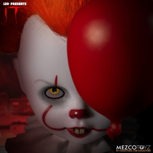 Living Dead Dolls: IT 2017 - Pennywise 10 inch Action Figure