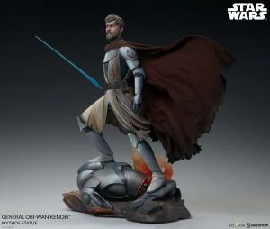 General Obi-Wan Kenobi™ Mythos Statue by Sideshow Collectibles
