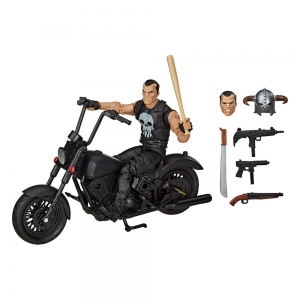 Marvel Legends Series Action Figure with Vehicle 2020 The Punisher 15 cm