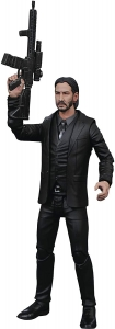 John Wick Select: Chapter 2 Black Suit action figure