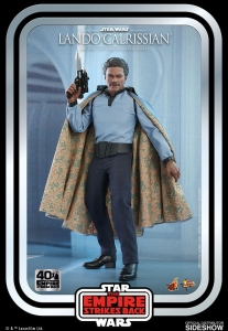 Star Wars: The Empire Strikes Back - Lando Calrissian 1:6 Scale Figure