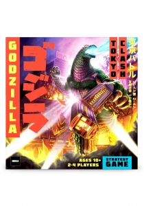 Signature Games: Godzilla Game  Tokyo Clash Strategy Game