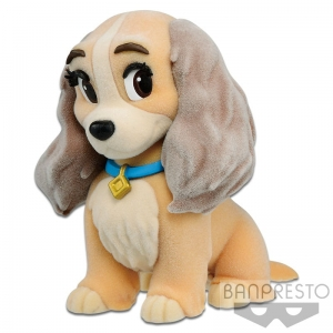 Disney: Lady and the Tramp - Fluffy Puffy Lady