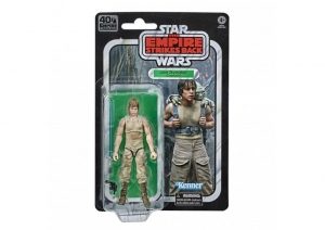 Luke Skywalker (Dagobah) - Star Wars Episode V Black Series Action Figures 15cm 40th Anniversary