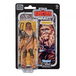 Chewbacca - Star Wars Episode V Black Series Action Figures 15cm 40th Anniversary