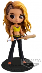 DC Comics: Birds of Prey Q Posket - Black Canary Version B