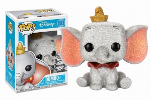 Pop! Disney: Dumbo - Diamond Glitter Dumbo