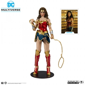 DC Multiverse Action Figure Wonder Woman 1984 18 cm