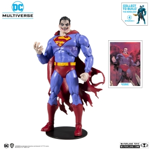 DC Multiverse Build A Action Figure Superman The Infected 18 cm