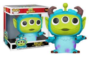 "Funko Pop! Disney: Pixar Alien Remix - 10"" Sulley"