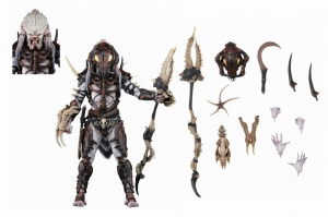Predator: Ultimate Alpha Predator 100th Edition 7 inch Action Figure