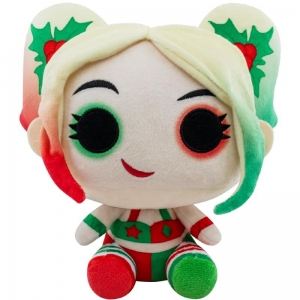 POP Plush: DC Holiday- Harley Quinn