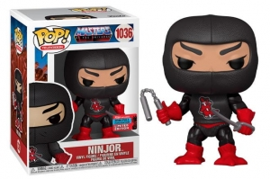 Pop! TV: Masters of the Universe - Ninjor limited edition